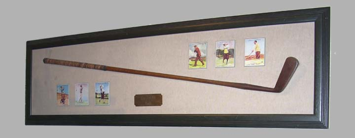 golf art and collectibles