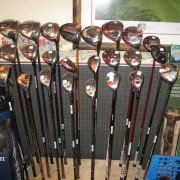 golf woods and hybrids